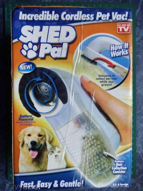 Banggood: Пылесос для домашних животных «Shed Pal».