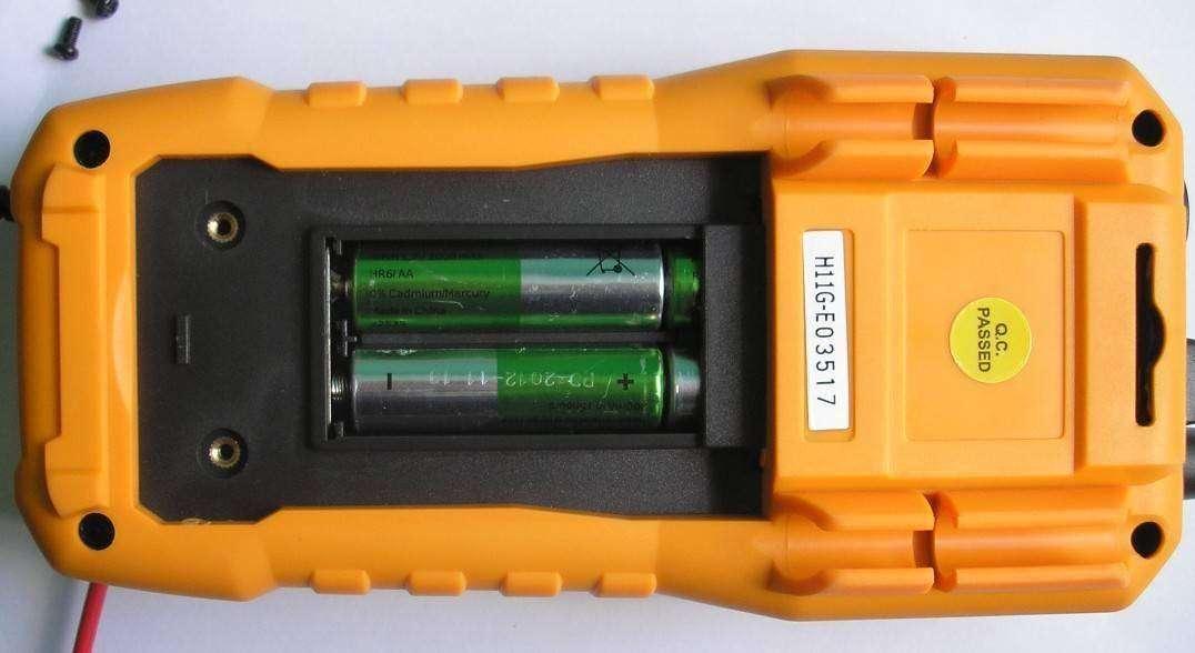 GearBest: Мультиметр PEAKMETER MS8229
