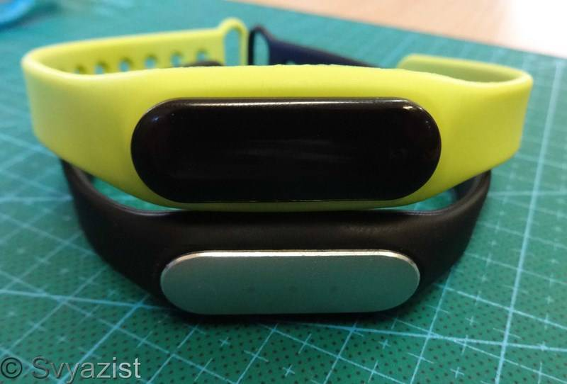 Tmart: Силиконовый браслет для Mi Band и не только. Мини-обзор сравнение.