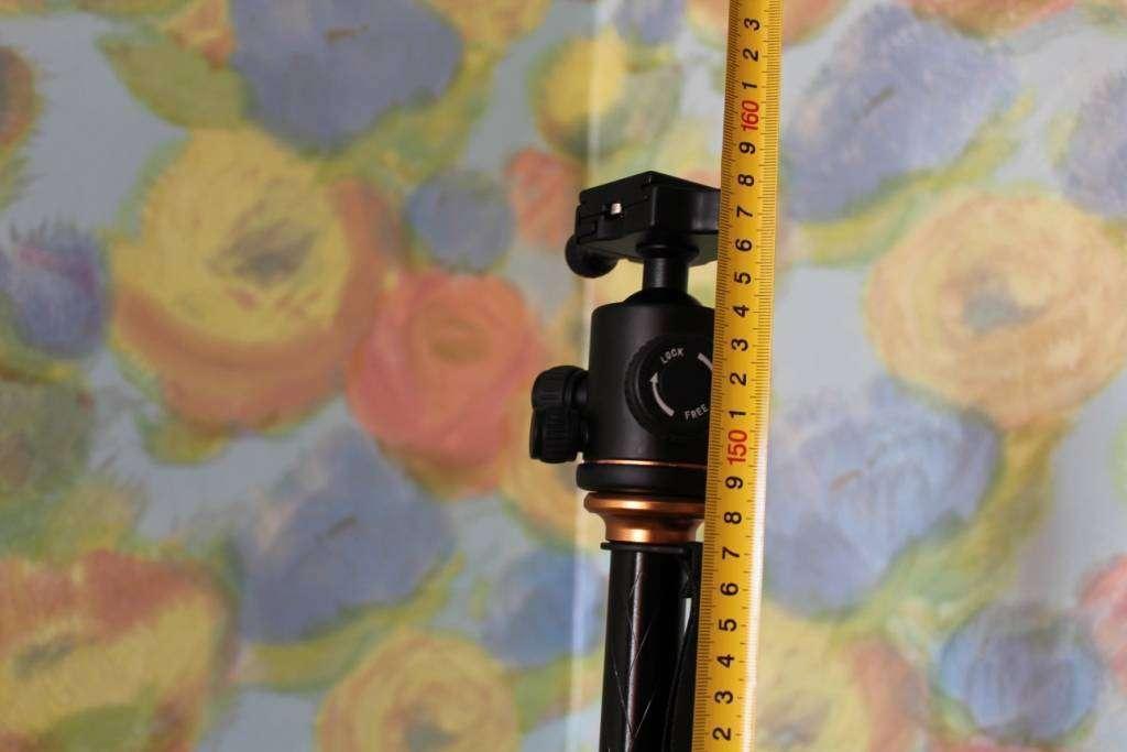 TomTop: Штатив Q999 для зеркальной камеры