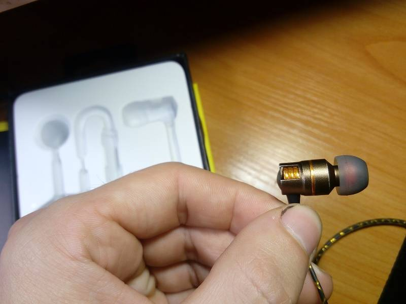 GearBest: Joyroom e109 - хорошие наушники для любителей большого количества баса