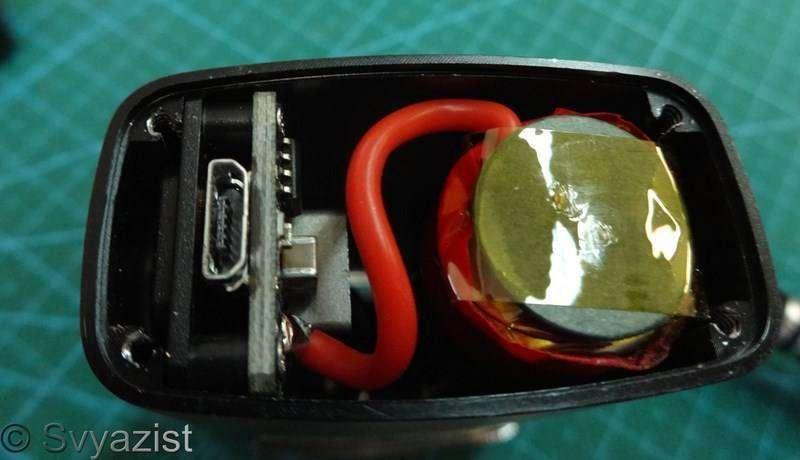 GearBest: Боксмод Pilot Vape V2 Smart Nano 60W TC