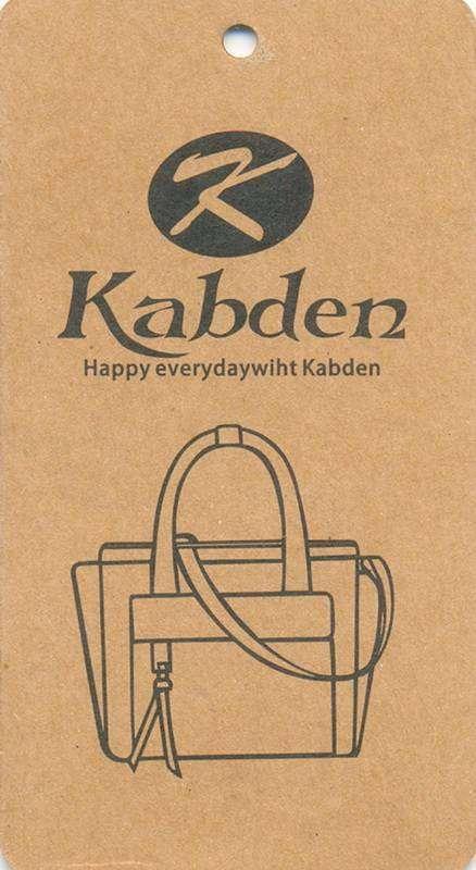 GearBest: Винтажная сумка Kabden YD002