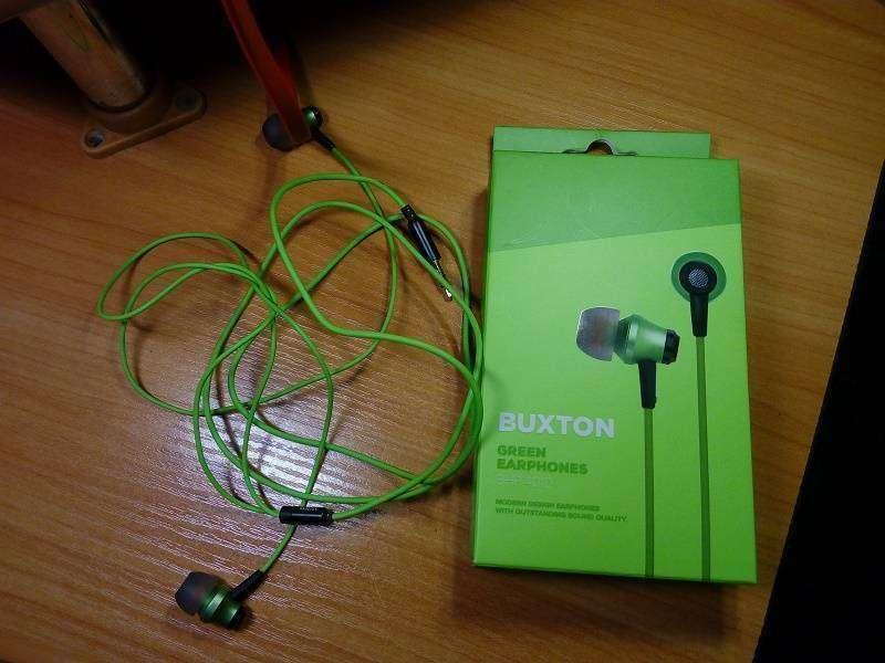 Другие: Buxton bhp4010 - наушники не с лучшим звуком