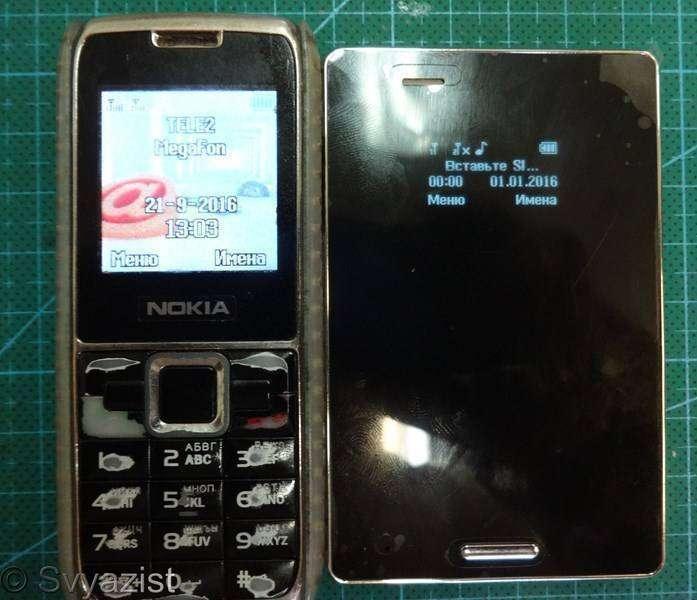 Banggood: Кардфон AIEK M4. Телефон размером с кредитку