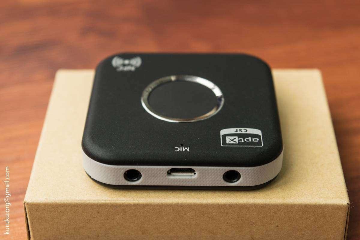 Aliexpress: Беспроводной Bluetooth аудио ресивер B7 с поддержкой aptX - Расширяем функционал домашнего музыкального центра и автомагнитолы