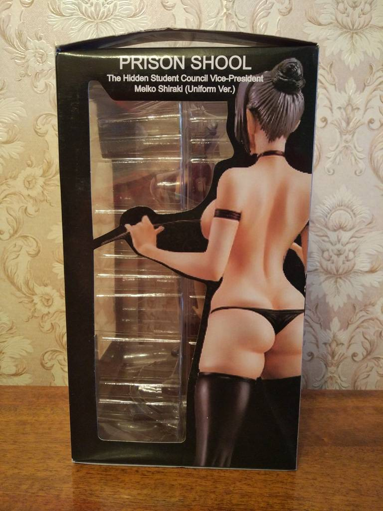 Lightinthebox: Фигурка Shiraki Meiko из аниме Prison School