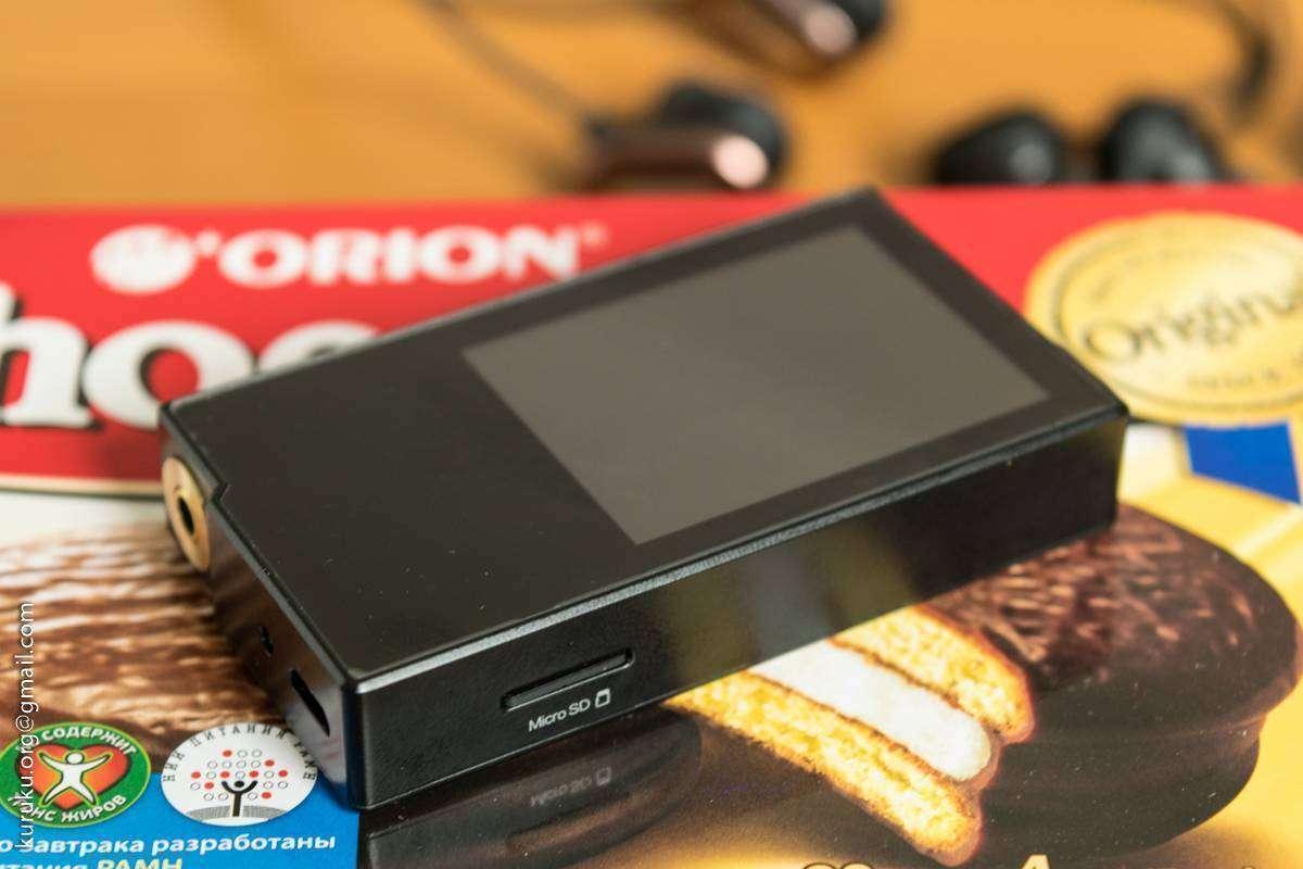 PenonAudio: Обзор HiFi аудиоплеера Hidizs AP60 - Мал, да удал!