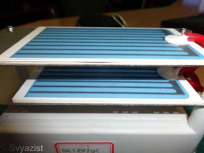 Banggood: Генератор озона производительностью 7 грамм O3 в час, работающий от 12 Вольт