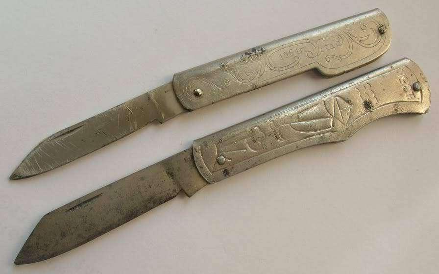 Ebay: Японский традиционный складной нож HIGONOKAMI.