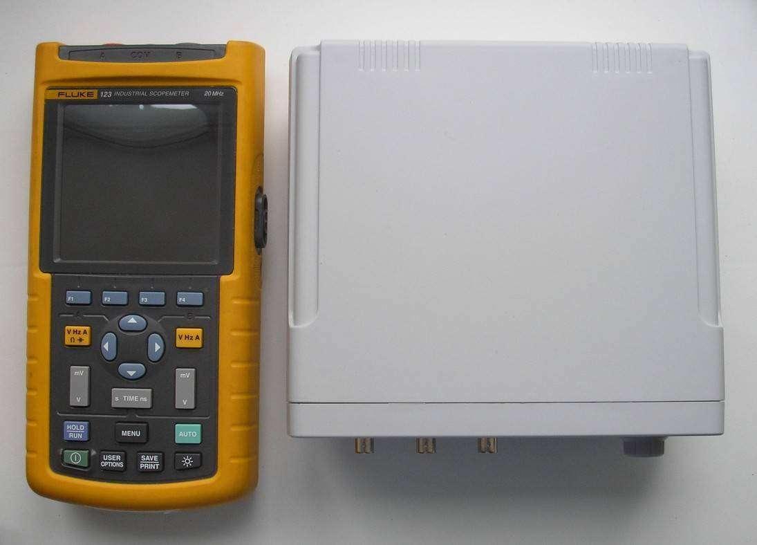 Ebay: Многофункциональный генератор MHS5200A