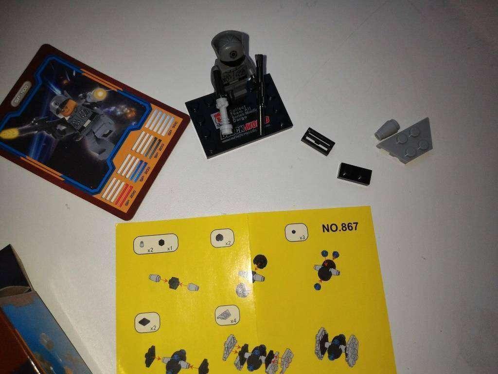 GearBest: Мини конструктор из серии Dargo 867