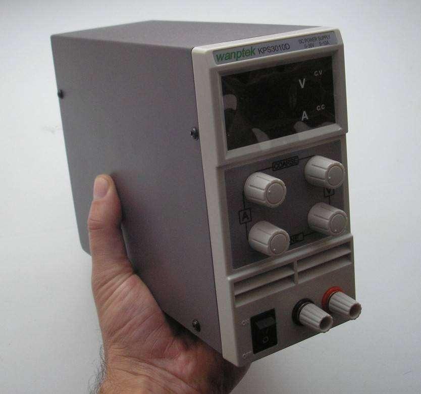 TomTop: Почти лабораторный блок питания Wanptek KPS3010D