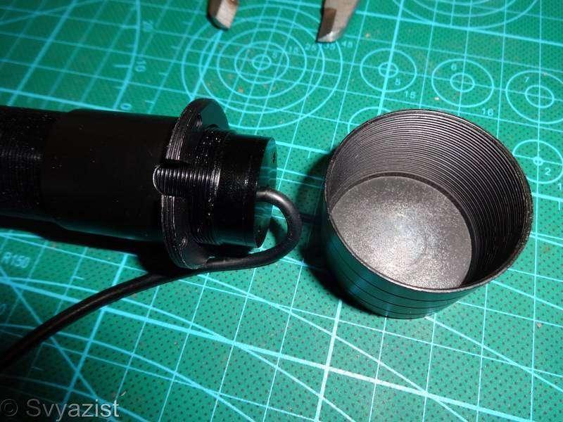 Banggood: CCD камера – дверной глазок, с углом обзора 170°