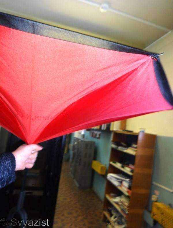 Banggood: Зонт для автомобилиста KCASA UB-1
