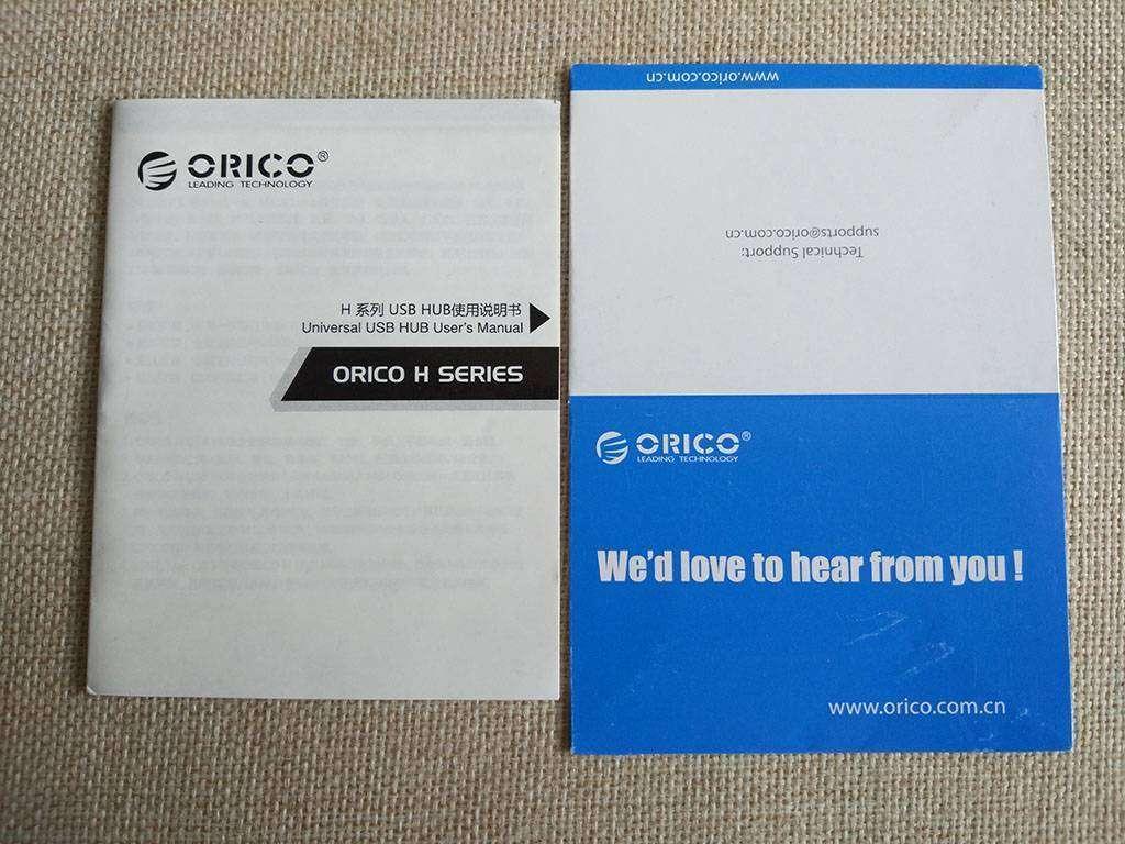 TVC-Mall: Активный хаб ORICO UH3C2  в алюминиевом корпусе