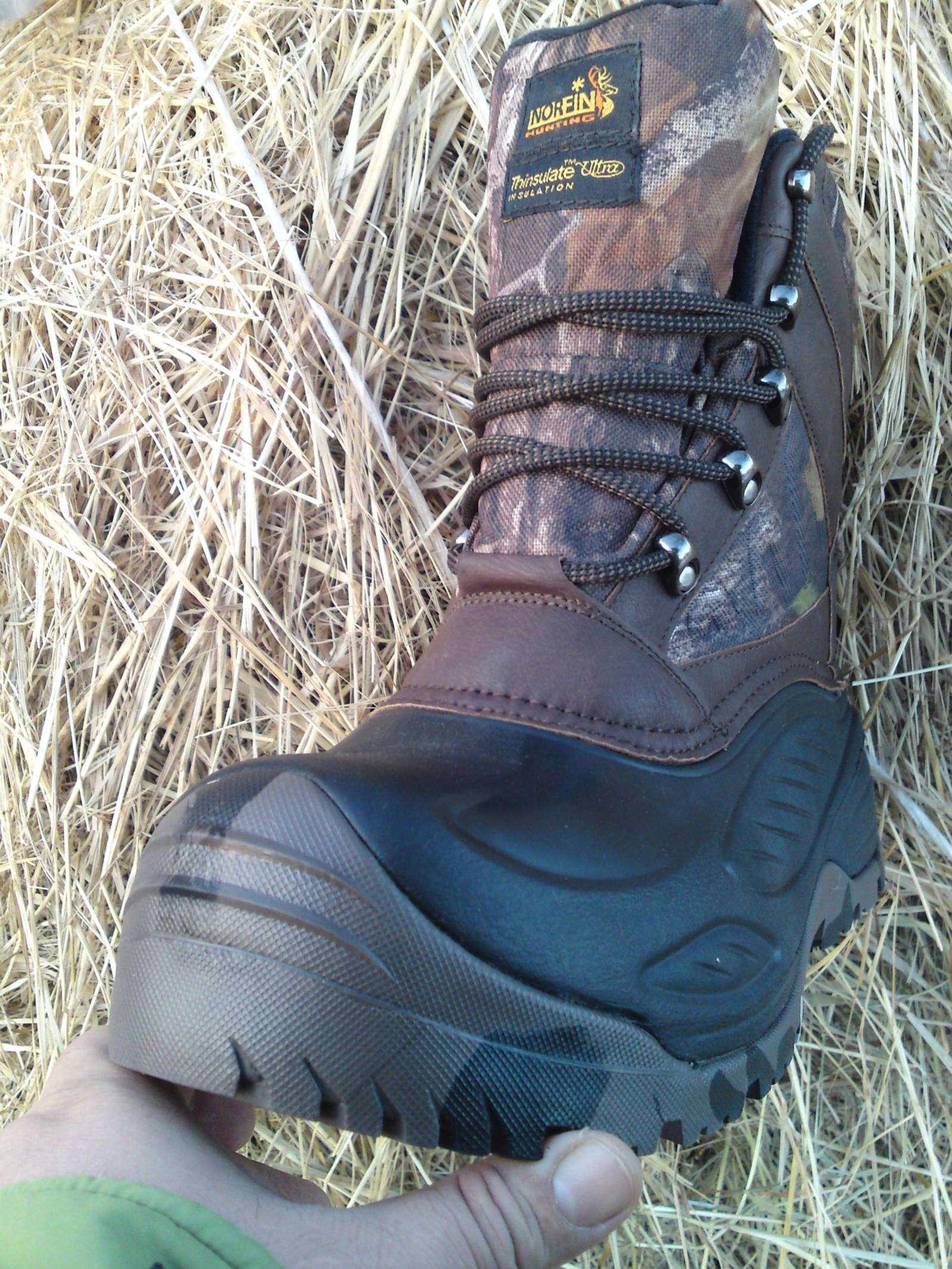 Другие - Украина: Зимние сапоги-ботинки NORFIN HUNTING DISCOVERY для охоты, рыбалки и т.п.