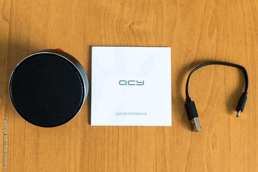 Aliexpress: Портативная аудио колонка QCY QQ 800