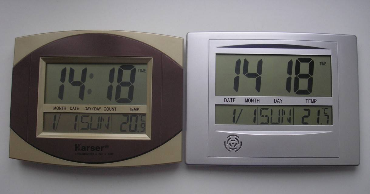 TomTop: Обычные электронные часы