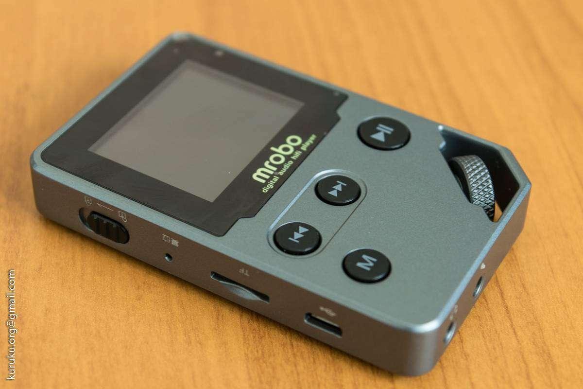 PenonAudio: Обзор аудиоплеера Mrobo C5 - Не такой, как все