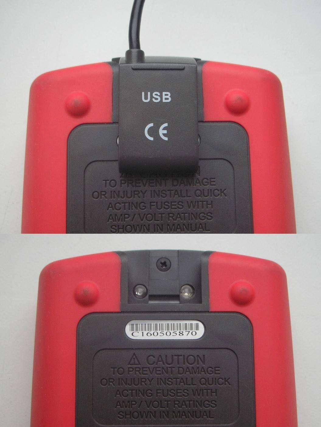 TomTop: Мультиметр UNI-T UT71B