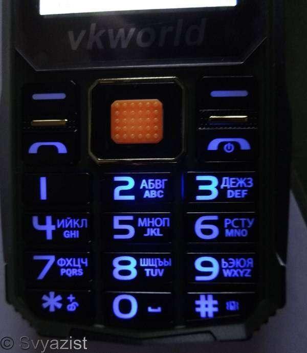 Banggood: Мобильный телефон VKWORLD Stone V3S. Опыт использования ТТЦ