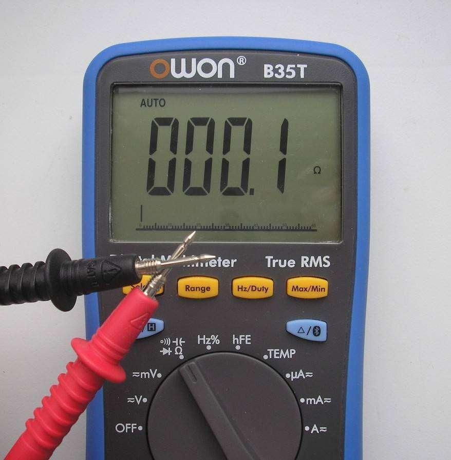 GearBest: Мультиметр  OWON-B35T