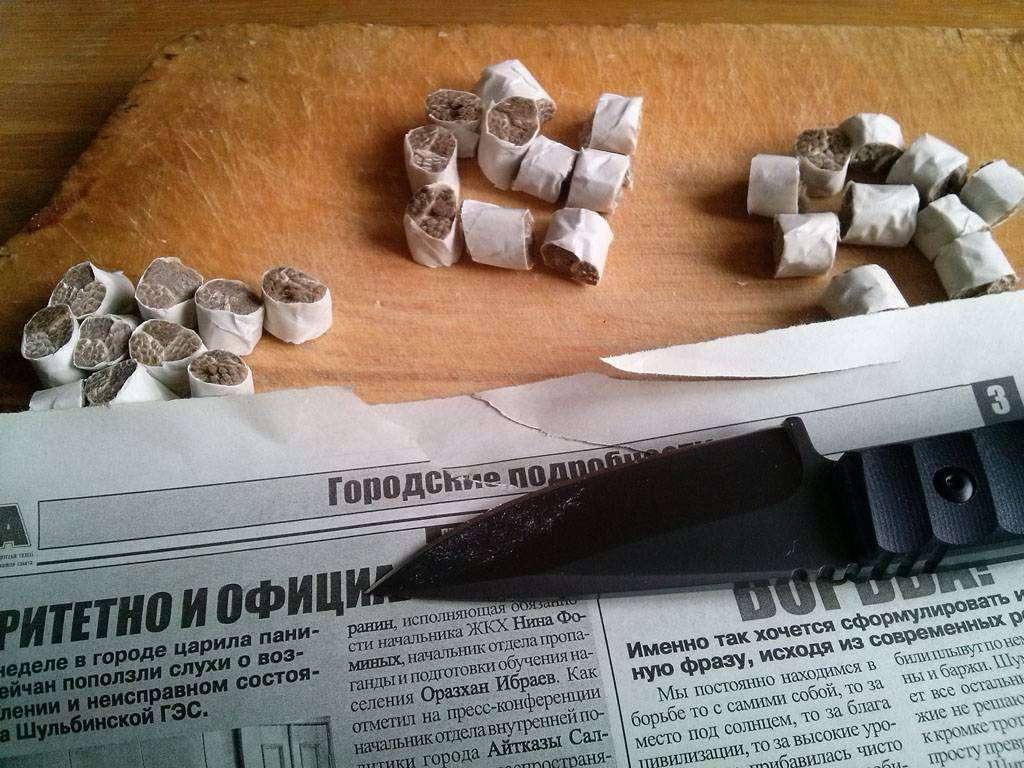 GearBest: CIMA 1058 – неоднозначный нож с хорошим резом