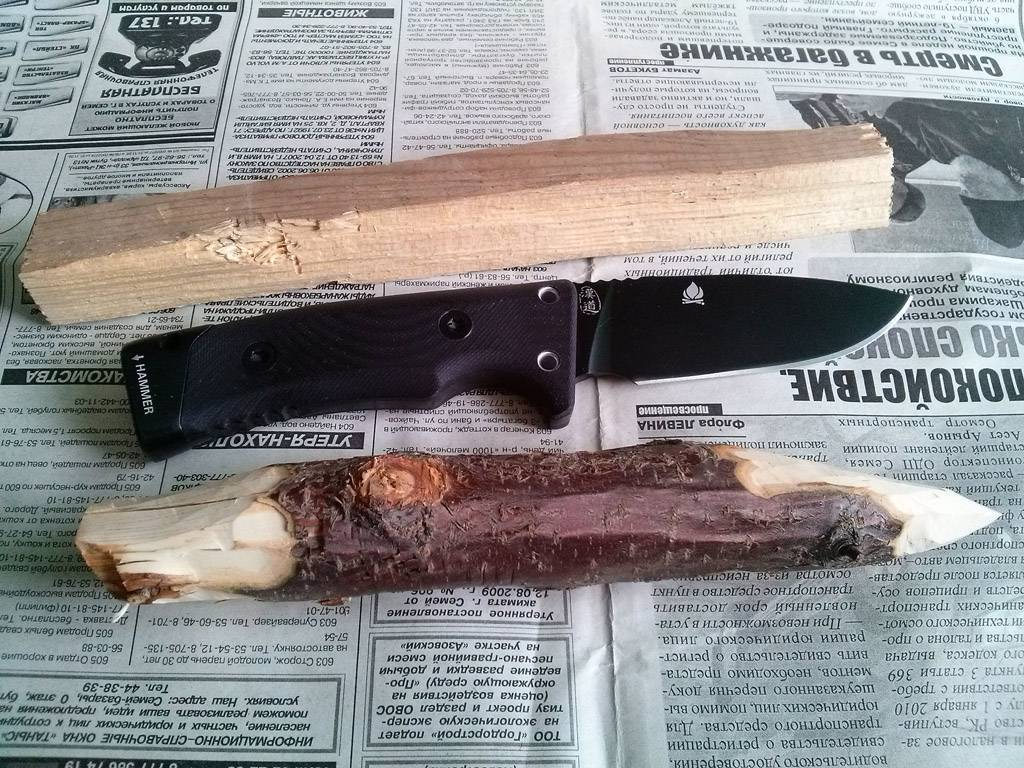 GearBest: Крепкий нож выживания HX Outdoors TD-01