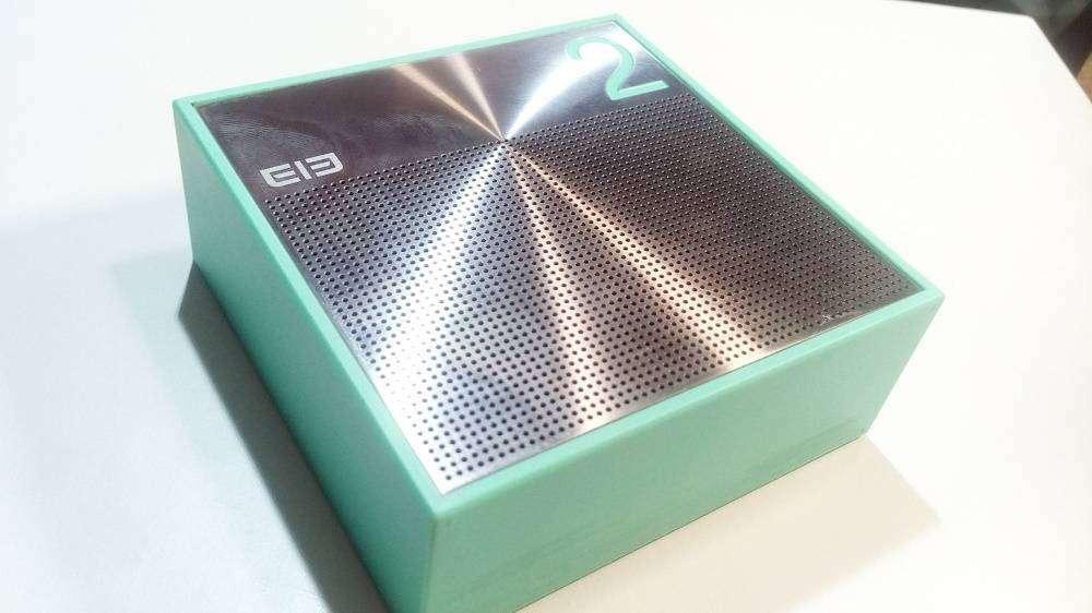 Banggood: Elephone Ele Box- обзор красивой Bluetooth колонки