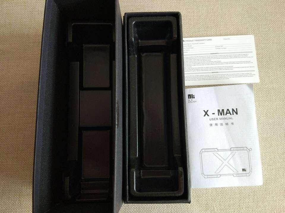 TVC-Mall: Долгоиграющая колонка NILLKIN X-MAN