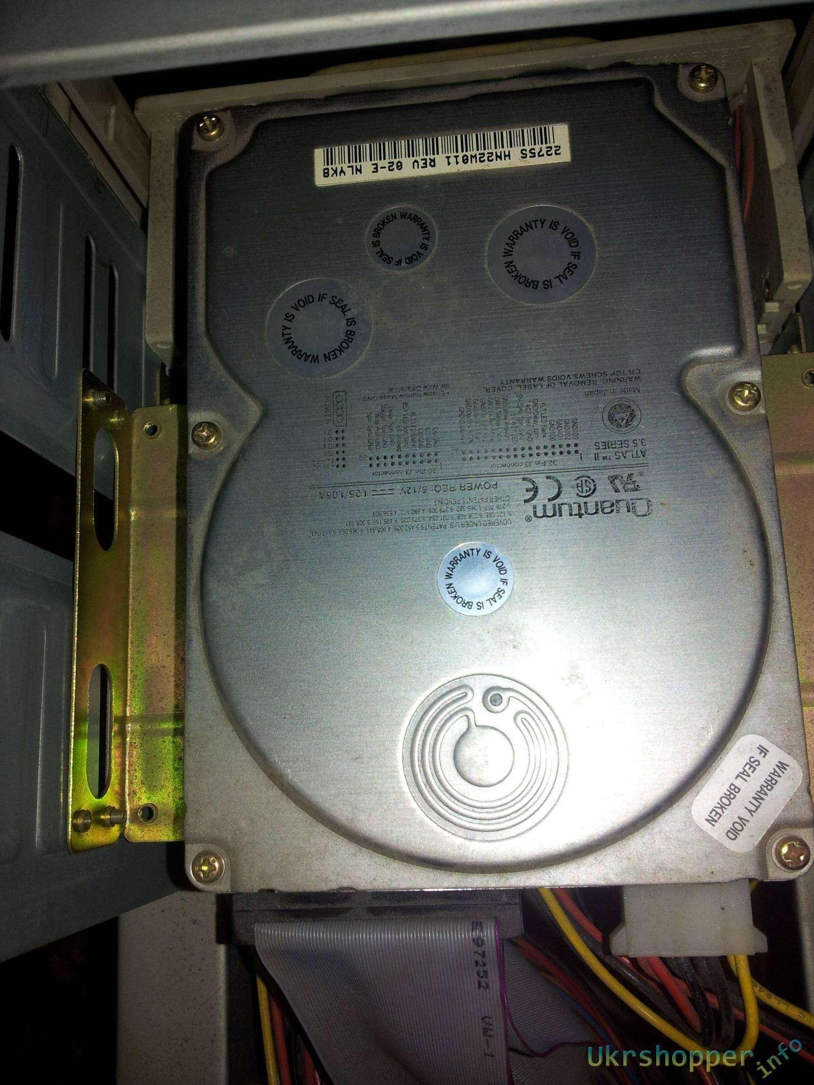 Другие: Обзор сервера который слабее всех смартфонов но с двухядерным процессором- ностальгии обзор