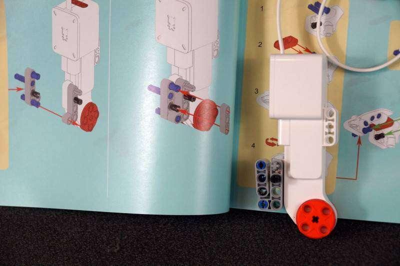 GearBest: Обзор Xiaomi MITU BUILDER DIY конструктор - прямой конкурент Lego Creator