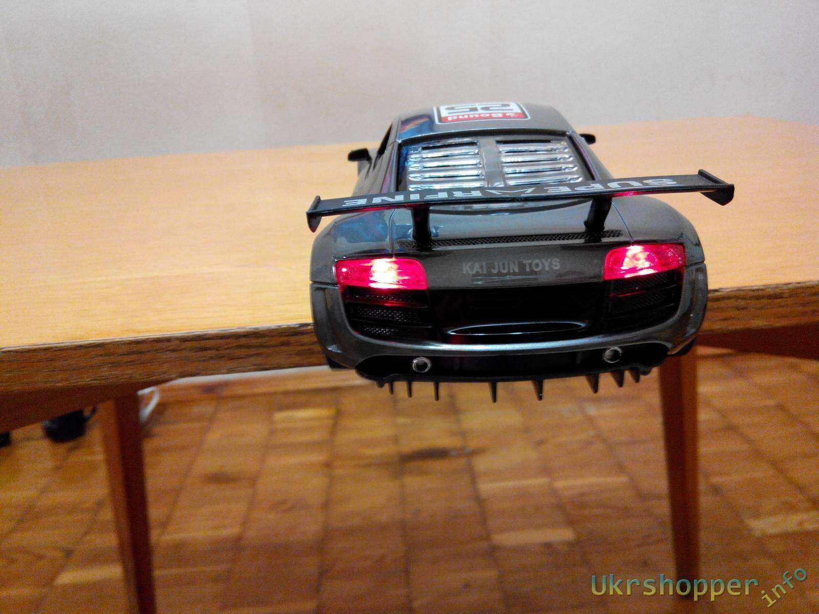 EachBuyer: Wireless RC Remote Control Rechargeable Race Racing Car Vehicle или как я Audi r8 пригнал )