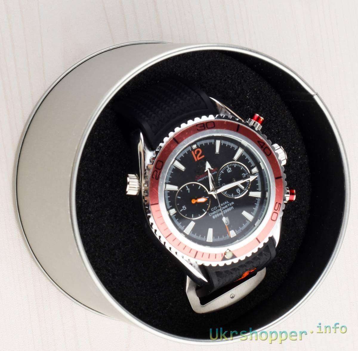 Другие: Отличные механические часы Seamaster