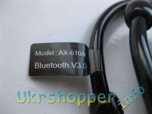 Aliexpress: Обзор хорошей мобильной гарнитуры Suicen AX-610