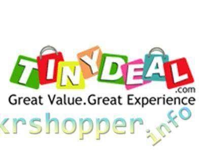 Конкурс на написание лучшего обзора товара из магазина TinyDeal - январь 2014