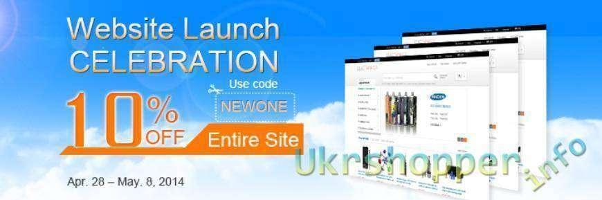Добавлен новый онлайн магазин по продаже электронных сигарет - Electhinker