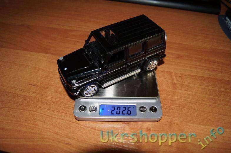 Focalprice: Mercedes-Benz G 55 AMG модель-игрушка от Akai