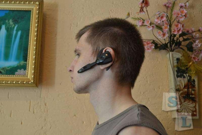 EachBuyer: Беспроводная bluetooth гарнитура, Wireless Bluetooth Headset Headphone Earphone for Sony PS3 Cell Phone Tablet