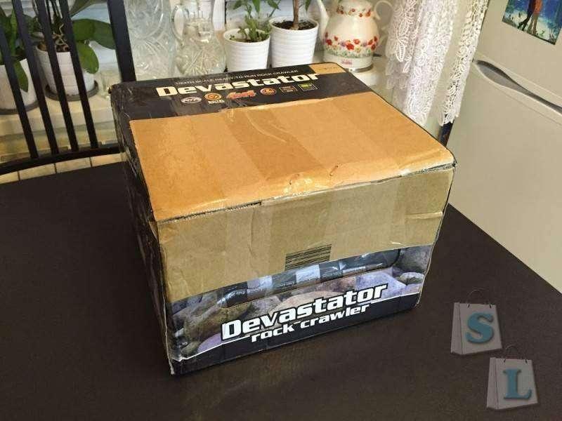 GearBest: HBX Devastator (HBX 2098B 1/24)