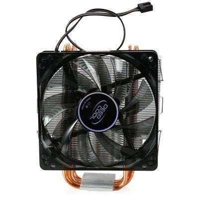 GearBest: ПК made in China часть 2. AMD Athlon X4 FM2 X4-760 и СО для него DEEPCOOL Gammaxx 400