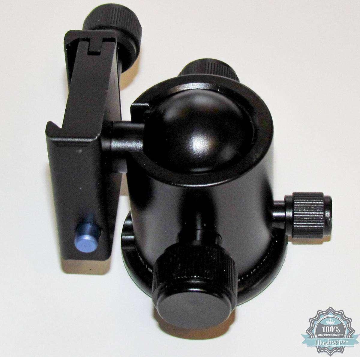 Tmart: Полностью металлическая шаровая штативная головка