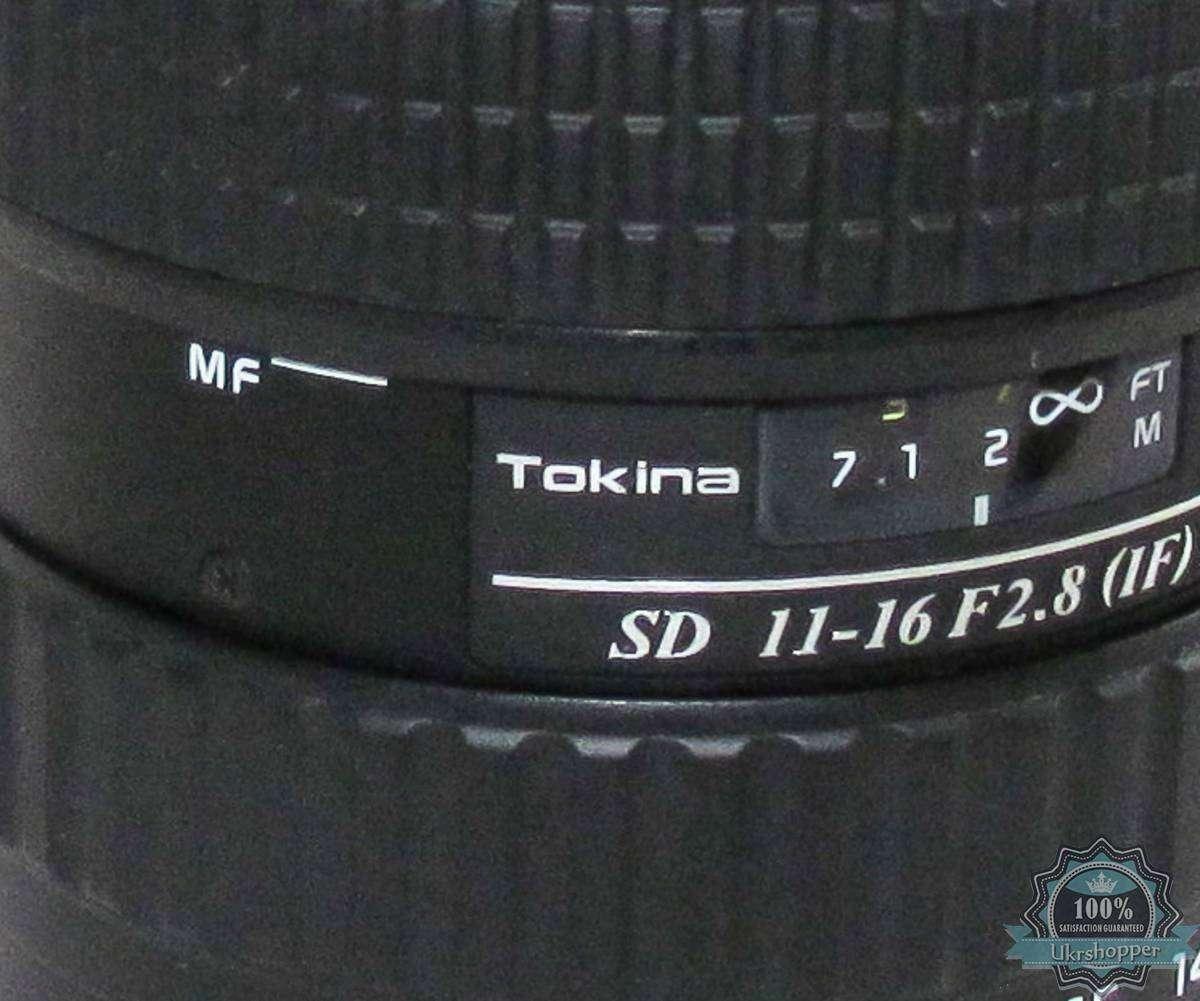 В точку: Обзор сверхширокоугольного объектива Tokina AT-X 116 PRO DX AF Canon EF-S