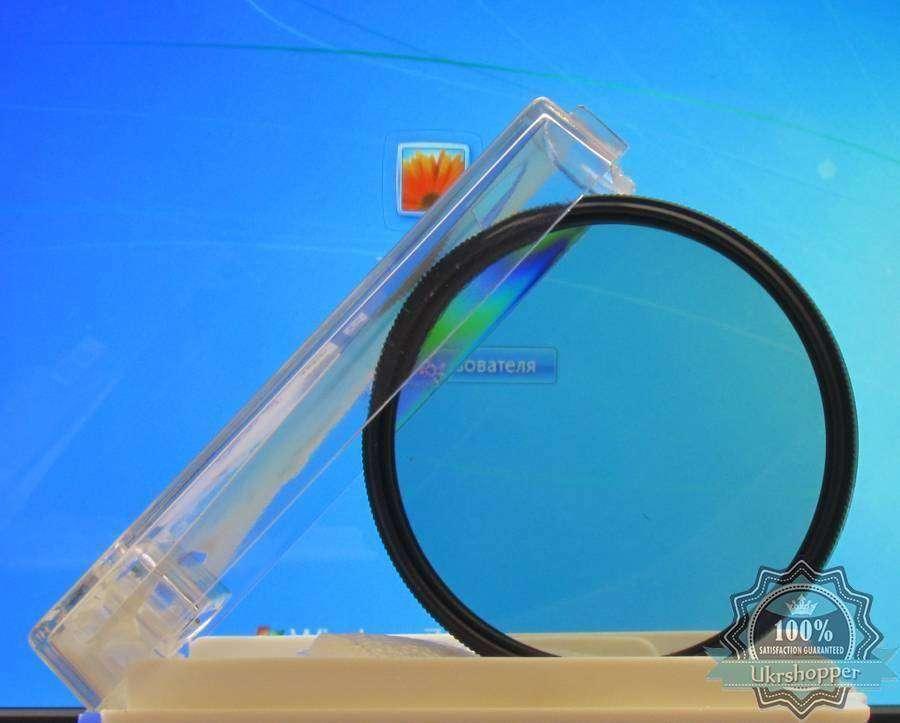 ChinaBuye: Неплохой и недорогой поляризационный фильтр Seagull, диаметр 58 мм