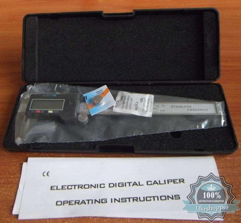 Tmart: Электронный штангенциркуль
