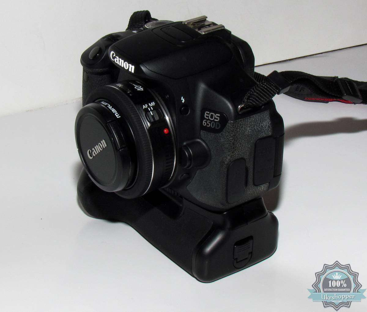 Сокол: Обзор миниатюрного объектива Canon EF 40mm f/2.8 STM