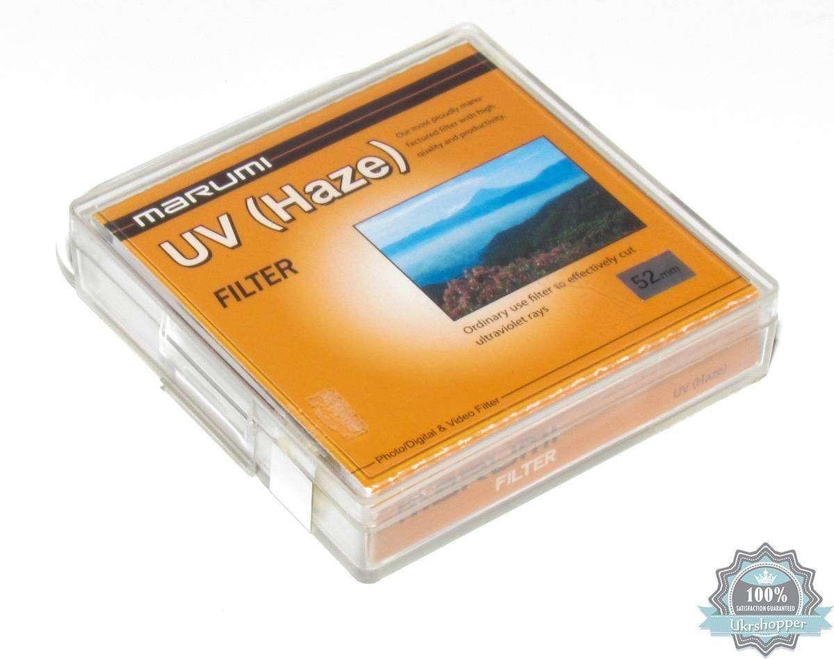 Сокол: Небольшой обзор светофильтра  Hoya HMC UV© 52mm
