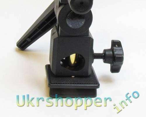 Aliexpress: Многофункциональный штативный M-type держатель для вспышек, с креплением для фотозонта