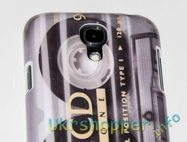 Ebay: Обзор жесткого чехла-бампера для смартфона Samsung i9192 Galaxy S4 mini